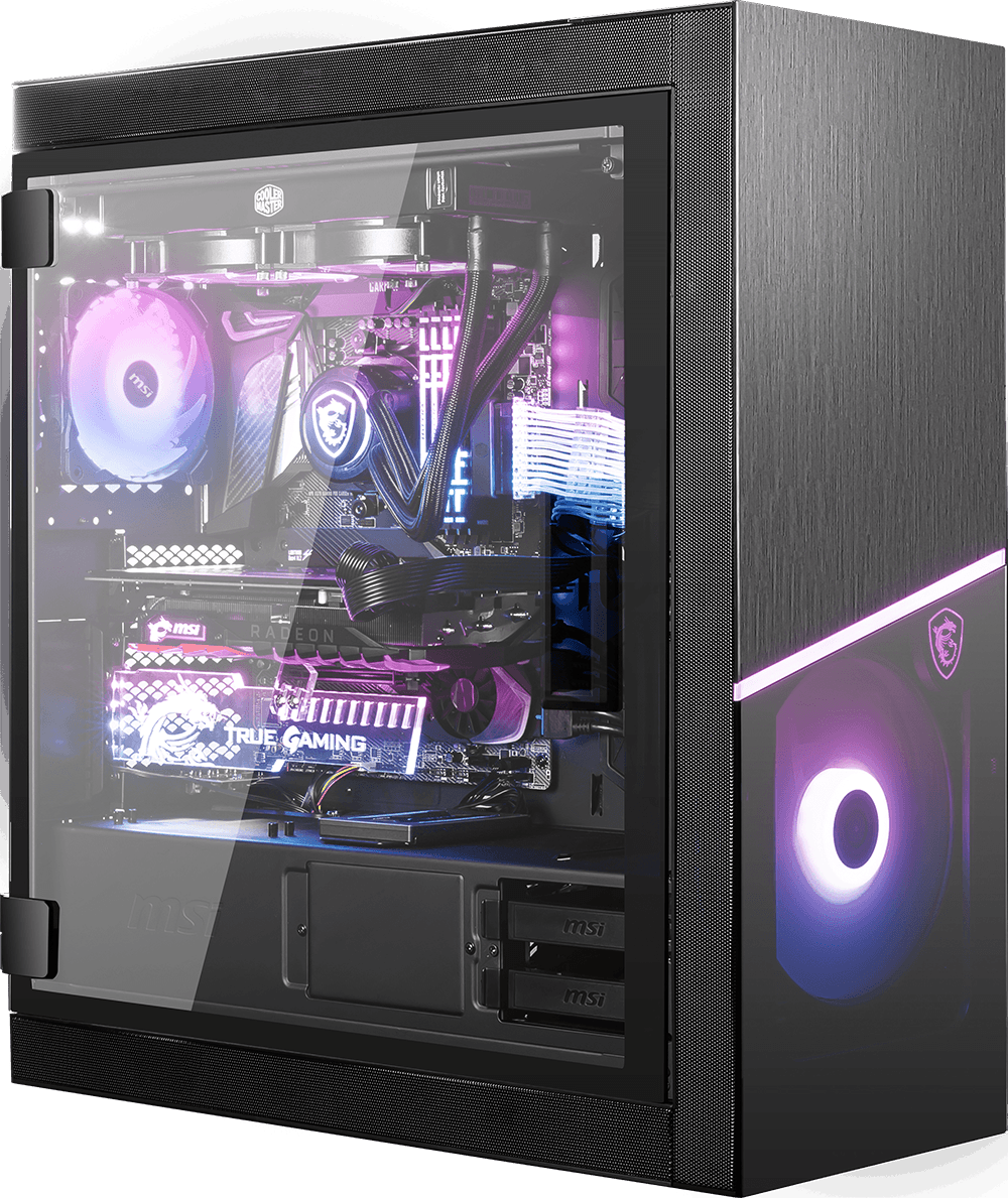 MSI MPG SEKIRA 500X Personalize Your Gaming Rig